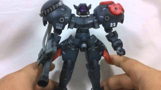 Gundam Review: 1/100 Virgo