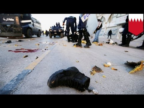 Protest bombing: 3 policemen killed in Bahrain