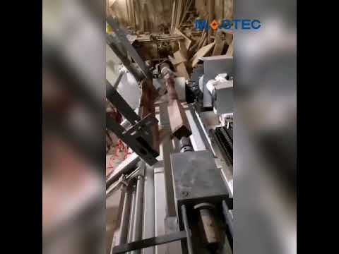 auto wood stair sanding machine