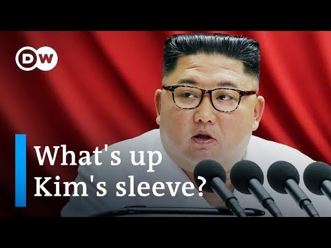 Kim Jong Un Warns Of North Korea's 'new Strategic Weapon' | DW News
