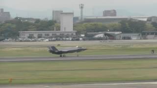 速報!! F -35 ステルス戦闘機 2回目のテスト飛行のすべて !!! thumbnail