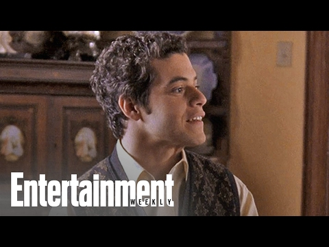 Gilmore Girls: How Rami Malek Got His First Acting Job | PopFest | Entertainment Weekly