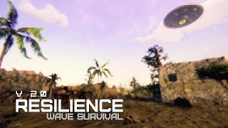 Resilience Wave Survival 2.0 -  Desert map [Gameplay, PC]