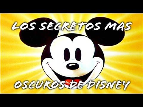 LOS 5 SECRETOS MÁS OSCUROS DE DISNEY | ByGudiOn
