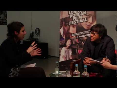 The Thieves Director Dong-Hoon Choi Interview [London Korean Film Festival 2012]
