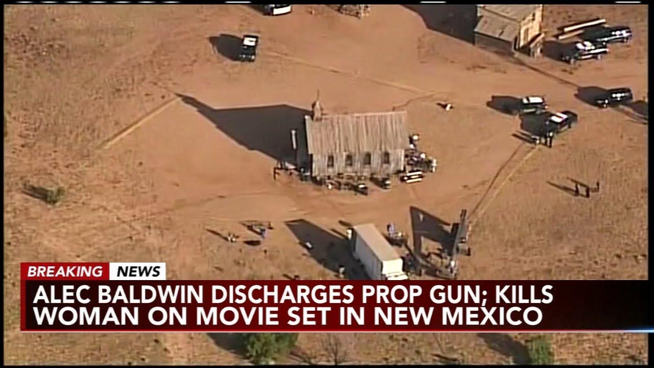 Sheriff's office: Alec Baldwin's 'prop firearm' kills one, injures another