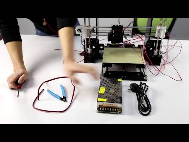Anet A8 High Accuracy Desktop 3D Printer