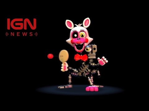 Five Nights at Freddy's World Pulled From Steam - IGN News