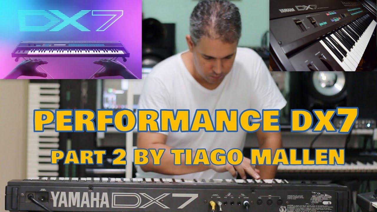 Download YAMAHA DX7 (PERFORMANCES) Part 2 - (BONUS) DX-700 TIMBRES #yamahadx7 #dx7 #vintagekeys