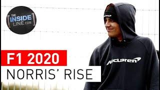 Is McLaren's Lando Norris 2020's standout talent?