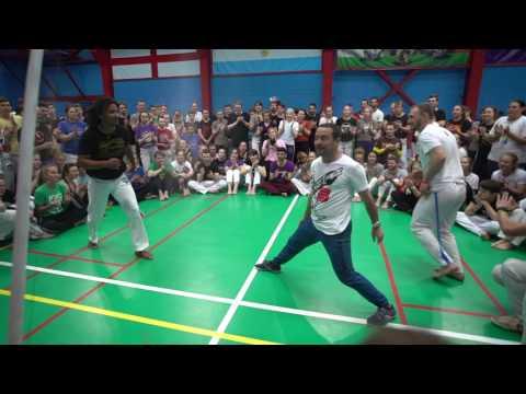 Saturday roda part2. Big Capoeira Meeting 2017
