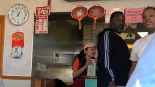 Black Man gets banned from Chinese Buffet
