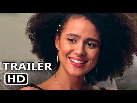 HOLLY SLEPT OVER Trailer (2020) Nathalie Emmanuel, Comedy Movie