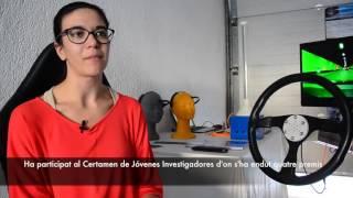 Perfil a Irene González