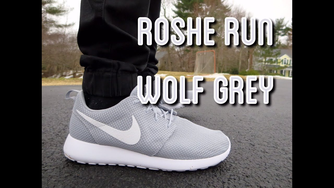 nike Roshe run spento