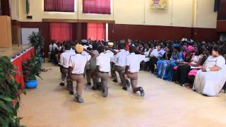 concordia college herero cultural group