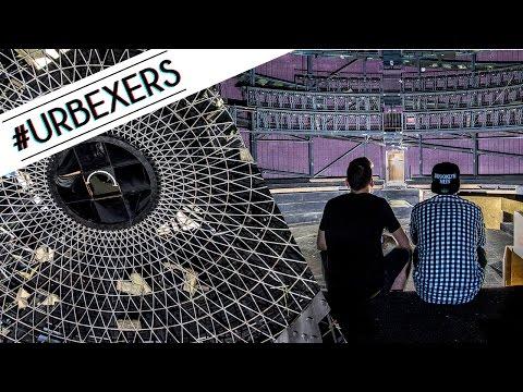 #URBEXERS 11. Díl - Opuštěné Divadlo