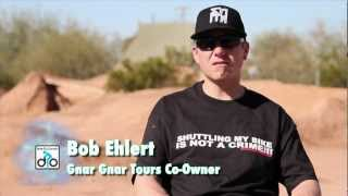 Gnar Gnar Tours Mountain Bike Tour Guides in Phoenix, Arizona.