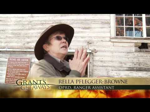 Grant's Getaways: Sumpter Dredge