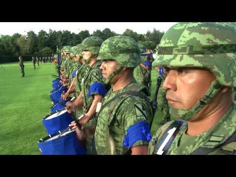 Bandas de Guerra y Música Militares.