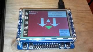 Starting up my STM32 development board