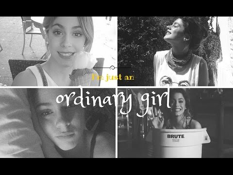 Tini Stoessel || i'm just an ordinary girl