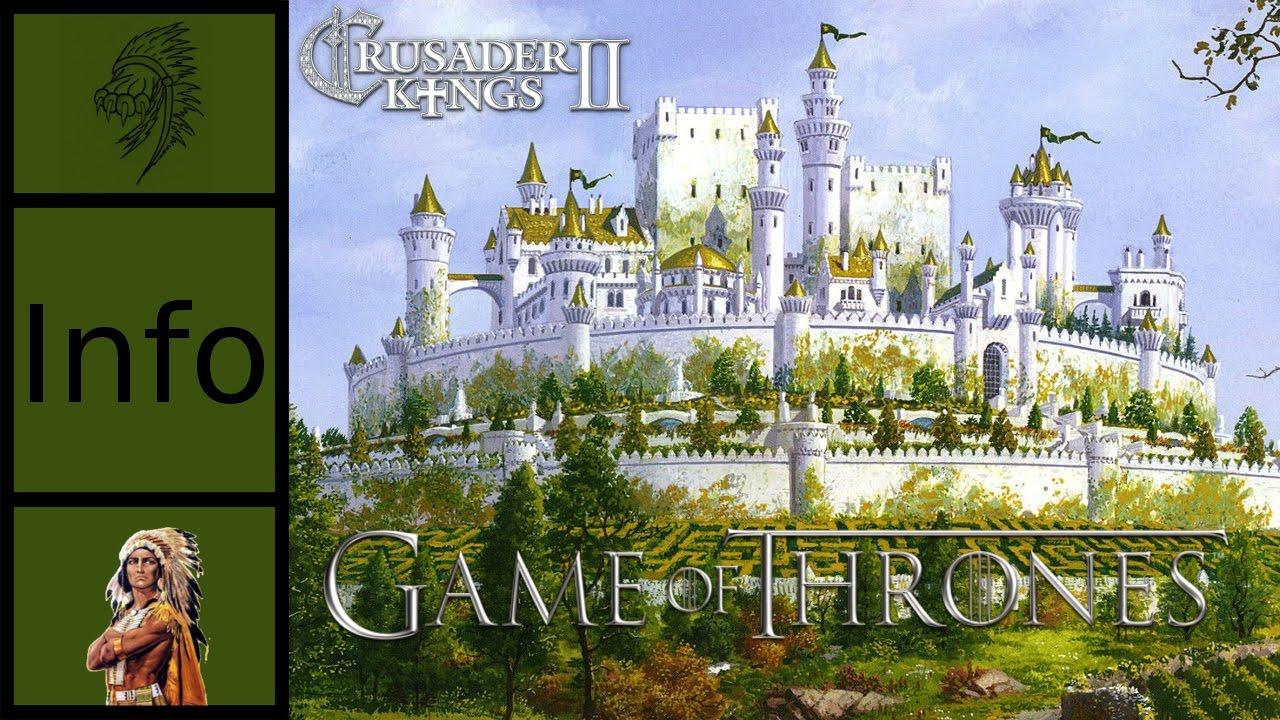 CK2 Mod Spotlight - The Seven Kingdoms: An Age of Petty Kings