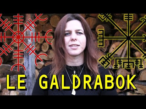 Le Galdrabók décrypté