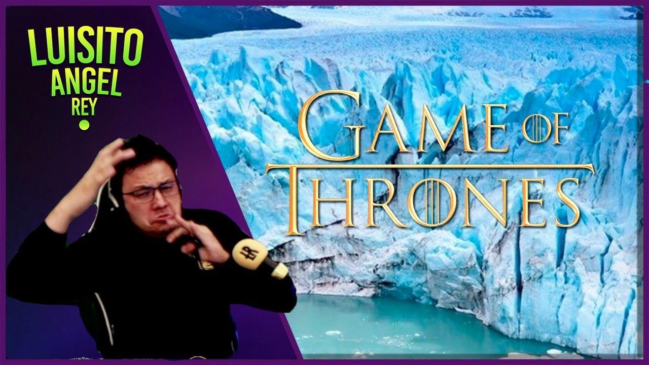 Escalando el Muro de Hielo de Game of Thrones - LAR 😈