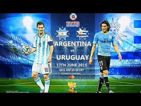 Argentina vs Uruguay World Cup Qualifiers Live Stream