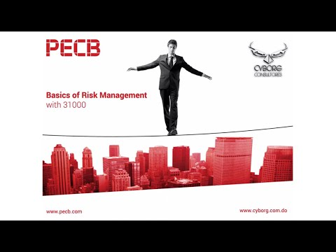 The Basics of Risk Management with ISO 31000