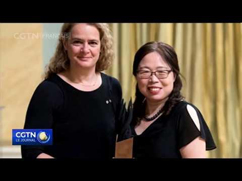 Une scientifique chinoise expulsée du Laboratoire national de microbiologie