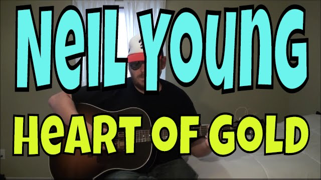 Neil Young Heart Of Gold Fingerpicking Guitar Cover Youtube