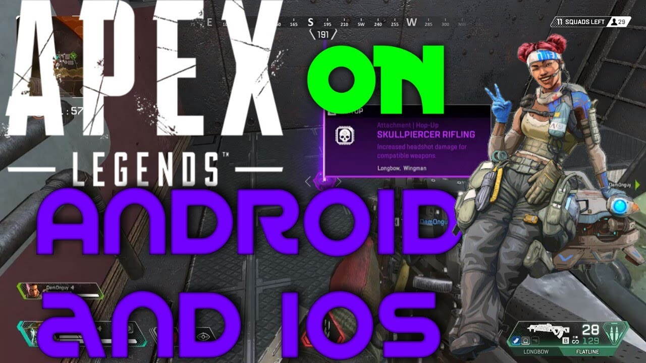 how to download apex legends on ios