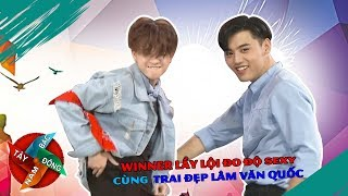 Winner P336 lầy lội so dáng sexy cùng trai đẹp Lâm Văn Quốc - Ai gợi cảm hơn 😍
