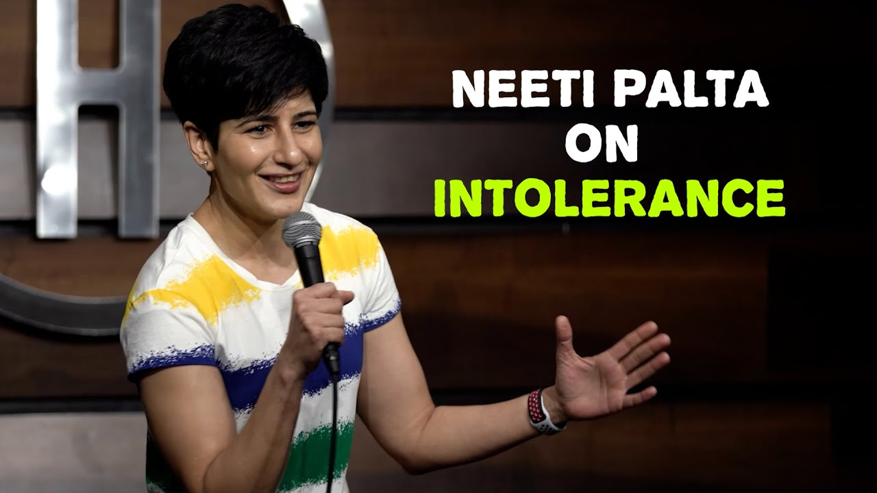 Download INTOLERANCE | Stand-up Comedy by Neeti Palta