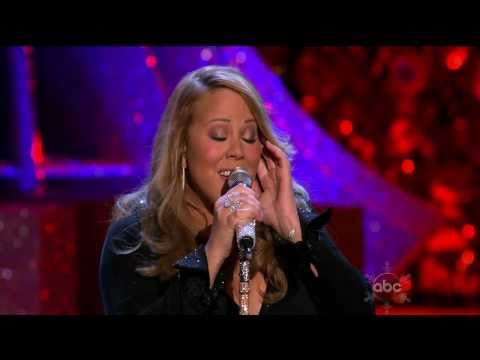 04 Here Comes Santa Claus (right Down Santa Claus Lane) - Mariah Carey CHRISTMAS SPECIAL Live
