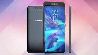 Samsung Galaxy A90 FIRST LOOK  | Galaxy A90 Price, Specifications, Release Date