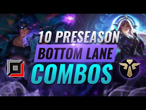 10 BEST PRESEASON