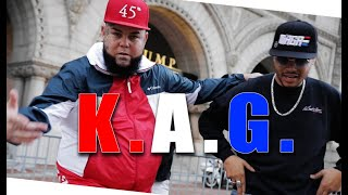 K.A.G. - Kelvin J. Ft. Forgiato Blow x RBH (Official Music Video)[KEEP AMERICA GREAT!!!]