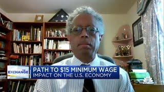 No employment impact if minimum wage goes to $15: Economist