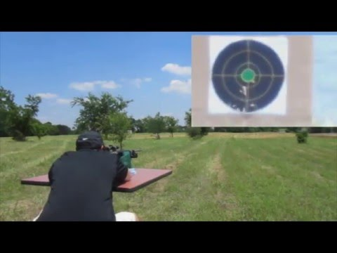 Using Optex Red Tail at 200 yds