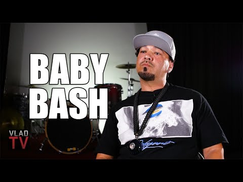 Baby Bash on Skipping Town After Roommate Busted in Meth Raid