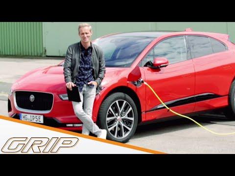 Der neue Jaguar I-Pace - Konkurrenz für Tesla? #452 | GRIP