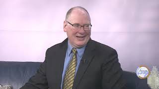 """KELOLAND Living: """"Of Fathers and Fire"""" With Author Steven Wingate"""