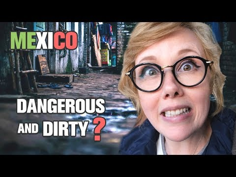 Mexico is Dirty & Dangerous? Culture Shock! (Subtitulos)