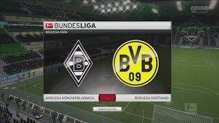 FIFA 16 Bundesliga Prognose | Mönchengladbach - Dortmund