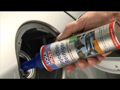 Kαθαριστικό μπεκ για κινητήρες βενζίνης Liqui Moly