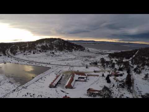 Drone video of Spectacular Tasmania