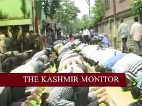 Ramadan begins in Kashmir
